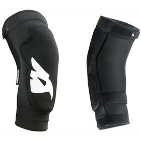 bluegrass Solid Protezione ginocchio, black